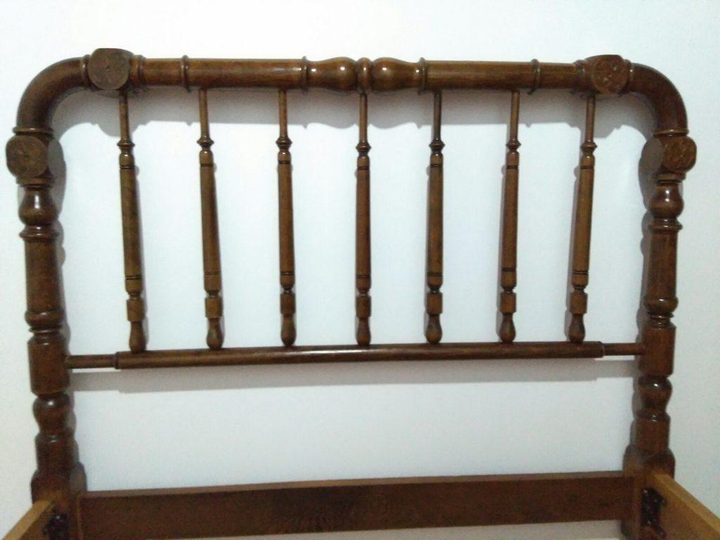 Cabeceros antiguos de madera simple cabecero cama madera - Cabeceros de cama antiguos ...
