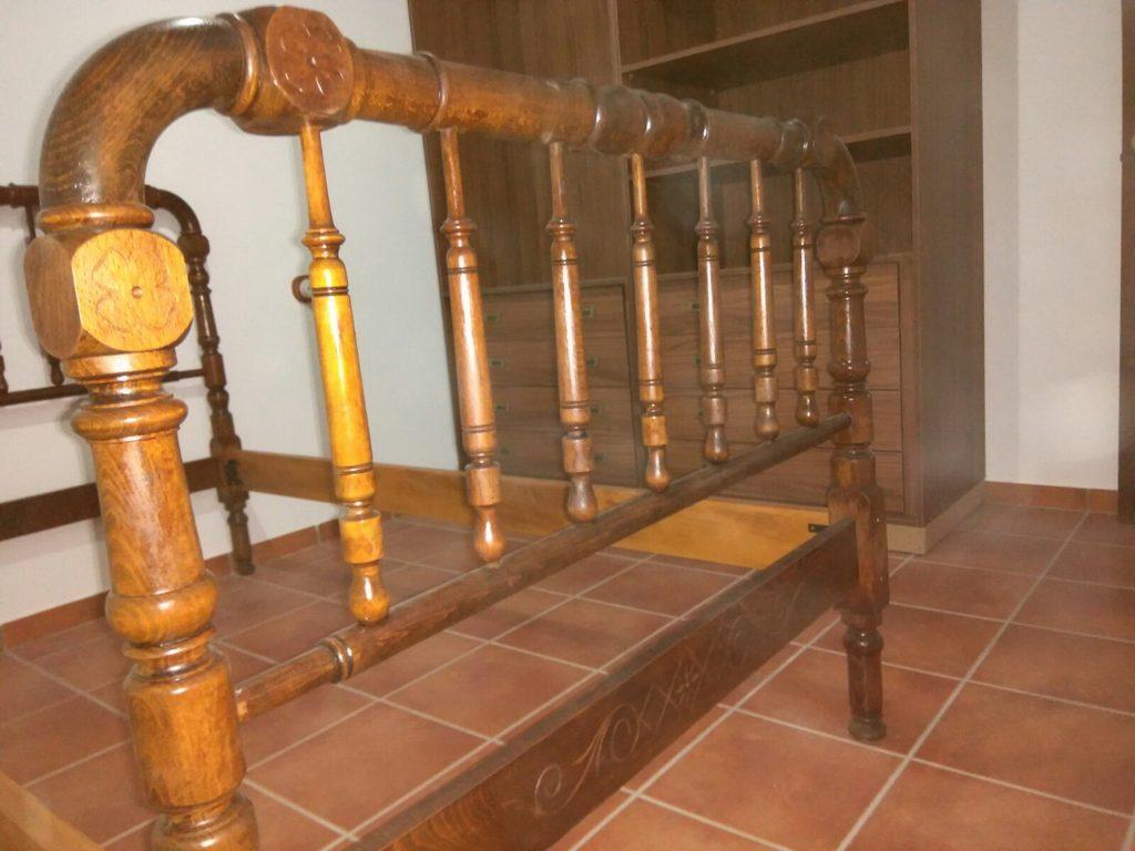 restauracin muebles antiguos silla antigua madera restaurada silla antigua madera restaurada piecero cama madera antiguo restaurado