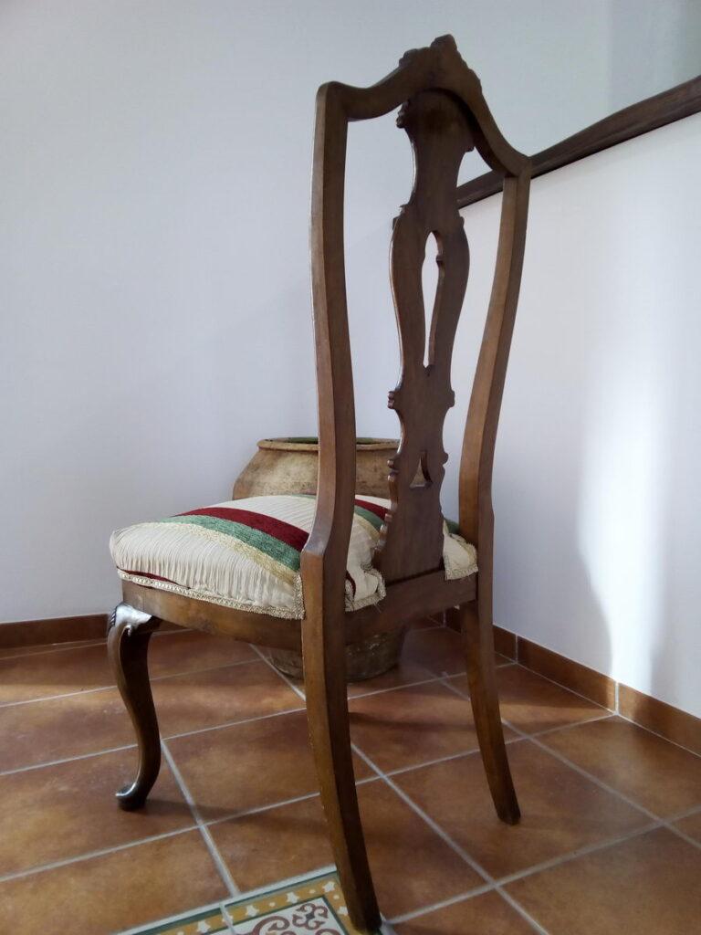 Restauracin de muebles antiguos Carpintera Tablado