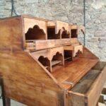 Restauración escritorio antiguo