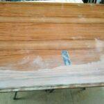 Imagen 3 restauración mesa de madera