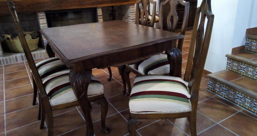 Restauraci n de muebles antiguos carpinter a tablado - Restauracion de muebles viejos ...